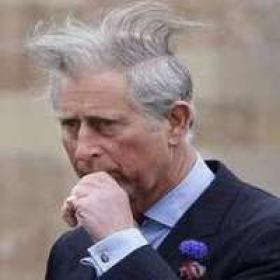 A realeza britânica em fotos muito engraçadas