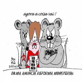 A reforma ministerial