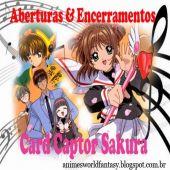 Aberturas e Encerramentos - Card Captor Sakura