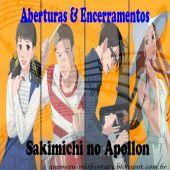 Aberturas e Encerramentos - Sakimichi no Apollon
