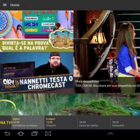 Aplicativo TV SBT contém episódios e vídeos da série Chaves