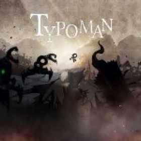 Aprendendo inglês no submundo em Typoman!
