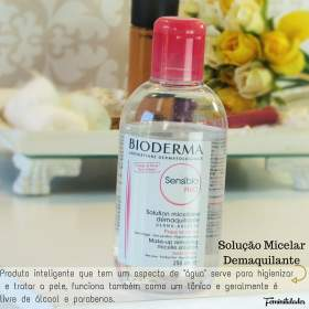 Bioderma Sensibio h20 | Review do melhor demaquilante ever