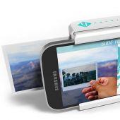 Case para smartphone com impressora integrada