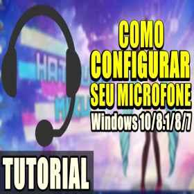 Como retirar (remover) ruídos de microfone de gravação computador