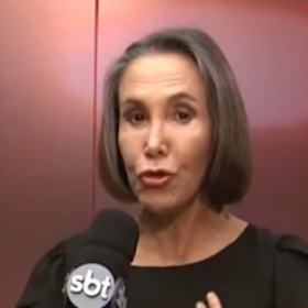 Confira a entrevista de Florinda Meza, a Dona Florinda, a Celso Portiolli
