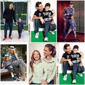 Conheça as crianças que acompanham seus pais no estilo