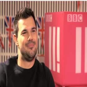 'Crepúsculo': Taylor Lautner aparece fora de forma na televisão britânica