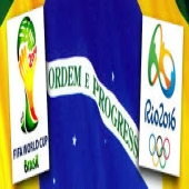 Cursos para copa do mundo e olimpíadas
