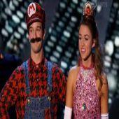 Dança sensacional inspirada em Super Mario Bros faz sucesso e viraliza na internet