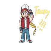 Desenhando Terry Bogard - Fatal Fury