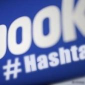 Facebook passa a usar hashtags