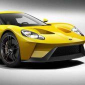 Ford GT 2016 de fibra de carbono com mais de 600 HP