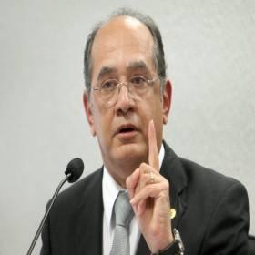 Gilmar Mendes acusa PT de cleptocracia