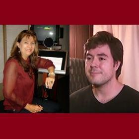 Hoje é aniversário de Cecília Lemes e Daniel Müller. Veja quem eles dublaram!