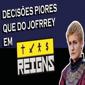 Joffrey jogando Reigns