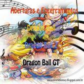 Letras e Traduções - Dragon Ball, Z e GT