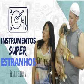 Music's Soul - 5 instrumentos super estranhos
