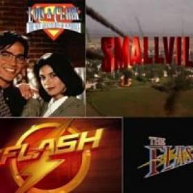 O que o Superman e o Flash tem em comum?