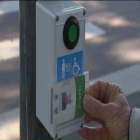 O semáforo inteligente que ajuda idosos