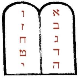 Os Dez Mandamentos em linguagem (mais ou menos) moderna