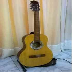 Parábola das coisas - o violão