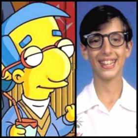Pessoas que parecem personagens dos Simpsons