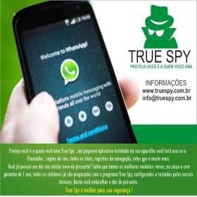 Proteja você e sua familia - Espião Android e iOS