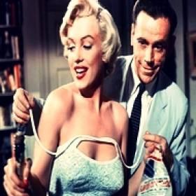 Resenha: Filme - O Pecado Mora ao Lado - Marilyn Monroe e Tom Ewell