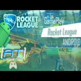 Rocket League para Android Game Play