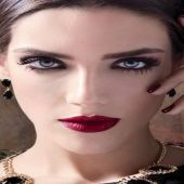 Ronan Pessim - Cores quentes para a maquiagem deste inverno