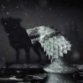 "Sabia que os lobos de ""Game Of Thrones"" existiram de verdade ?"