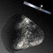 Sons emitidos por cometa surpreendem cientistas