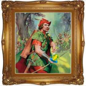 Sortudo Encontra Anel de Robin Hood Por Acaso