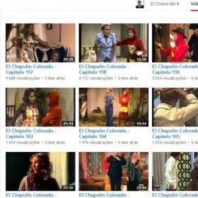 Televisa publicou episódios de Chapolin no canal oficial do Youtube