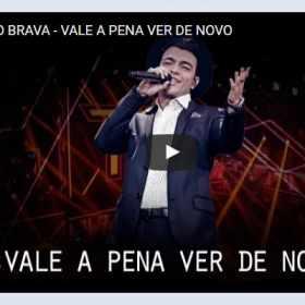 Thiago Brava cita série Chaves em música