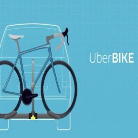 Uber pretende usar carros que levam bicicletas