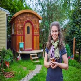 Veja as casas que são menores que um quarto!