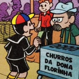 Veja essa: Referências à turma do Chaves no gibi da Mônica
