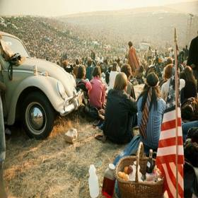 Woodstock � �3 Days of Peace & Music